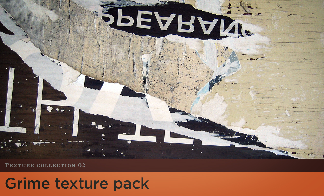 Grime Texture Pack