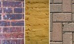 Adobe Photoshop Texture  Texture Pack 01 Masonry Previews 02