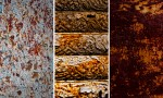 Adobe Photoshop Texture  Texture Pack 04 Rust 03 Previews 01