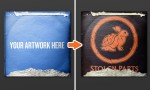 Adobe Photoshop Template Distressed Posters3