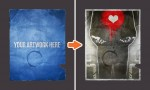 Adobe Photoshop Template Distressed Posters6
