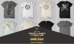 launch a t-shirt line