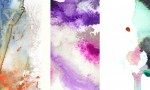Adobe Photoshop Texture  Watercolor 02 Texture Pack Previews 09