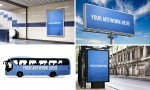 City Advertising Mockup Templates Pack by Go Media