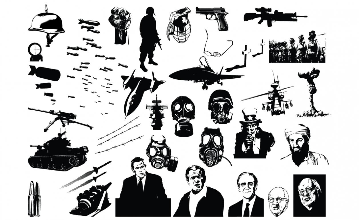 War Vector Pack