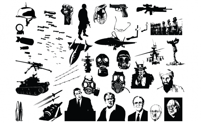 War Vector Pack