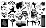 Fight Vector Pack for Adobe Illustrator