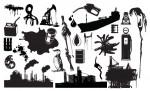 Oil Vector Pack for Adobe Illustrator