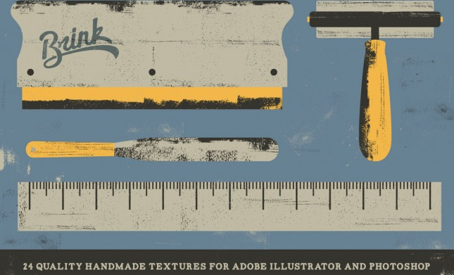 Printers Pack - High Quality Handmade Textures for AI