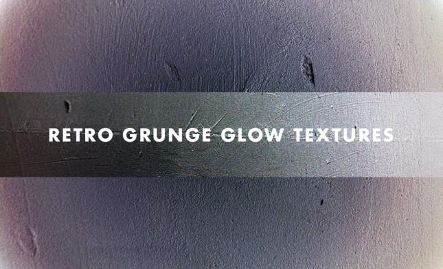 Retro Grunge Glow Textures by Go Media's Arsenal