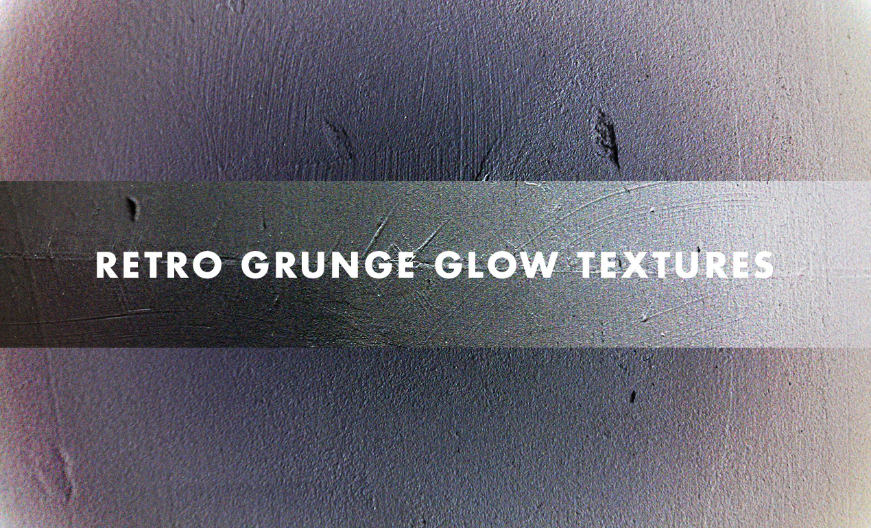 Retro Grunge Glow Textures by Go Media's Arsenal