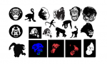 primates-vector-pack-16