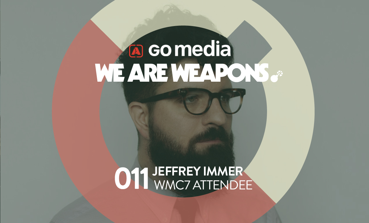 Podcast: Why Jeffrey Immer is a Weapon of Mass Creation